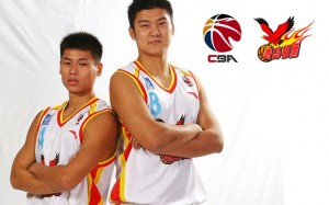 CBA - Qingdao Double Star Basketball 2