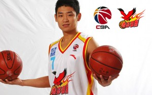 Qingdao Double Star CBA Basketball