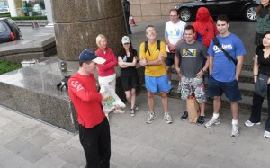 Qingdao Hash House Harriers Sports Running