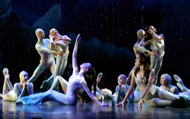 Qingdao Grand Theatre Little Mermaid Queensland Ballet