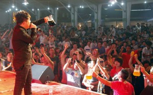 Ganbei Qingdao Cheers with the World Beer Festival