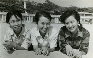 80 Years 3 Women Chinese Photos Liangyou Qingdao